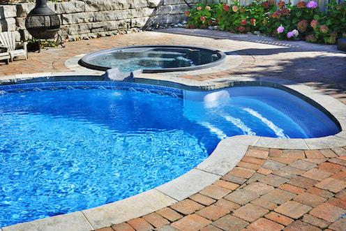 Sarasota Concrete Pool Deck