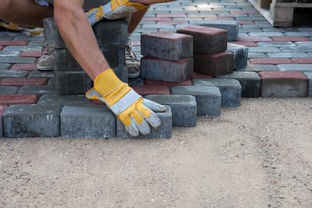 Concrete pavers near me